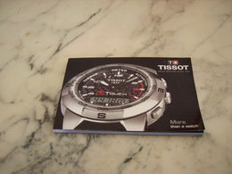 CATALOGUE GENERAL TISSOT - Bijoux & Horlogerie