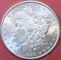 1889 Morgan Silver Dollar. MS++. M2G. - Federal Issues