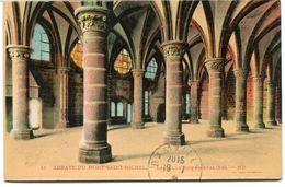 CPA - Carte Postale - France - Abbaye Du Mont Saint Michel - 1930 (CP864) - Le Mont Saint Michel