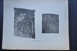 DECORATIONS INTERIEURES ET MEUBLES LOUIS XV - LOUIS XVI - EMPIRE - TAPISSERIES DE BEAUVAIS - Oude Documenten