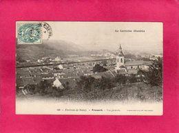 54 Meurthe Et Moselle, Frouard, Vue Générale, 1904, (P. Helmlinger) - Frouard