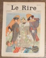M. Reinach Et Les Electeurs  – Le Rire N°186 - Magazines - Before 1900