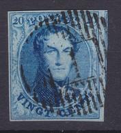 N° 11 A Bien Margé  DISTRIBUTION  1 NAMECHE - 1858-1862 Medallions (9/12)