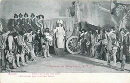 THEATRE Cyrano De Bergerac Lot De 5 Cp 10scans - Teatro