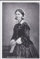 AN92 People - Miss Florence Nightingale - Modern Postcard - Berühmt Frauen