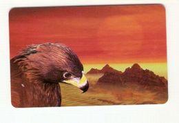 KAZAKHSTAN  Chip Phonecard  EAGLE - Kazakhstan