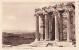 AO72 Athenes, Le Temple D'Athena Nike - Greece