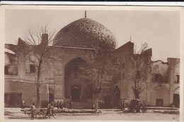 IRAN---PERSE--ISPHAHAN--la Mosquée Chaikh Loute-oullâh-( Cheikh Lotfallah  ? )--voir  état  2 Scans - Iran