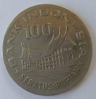 Monnaie - Indonésie - 100 Rupiah 1978 - - Indonésie