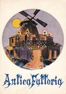 Postcard Antica Fattoria Snack Bar Marebello Di Rimini Via Nervi My Ref  B22339 - Rimini