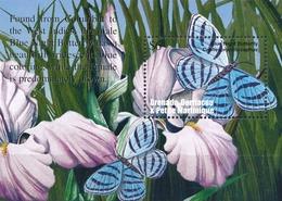 Grenada Grenadines  Vlinders - Vlinders