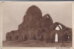 IRAN---RARE--PERSE--VERAMINE--la Mosquée Djami-( D'après Le Dessin De B MOROSOV RUSSIE )--voir  état  2 Scans - Irán