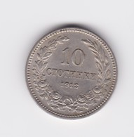 10 Stotinki 1912 Neuve UNC - Bulgaria