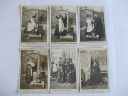 Lot De 6 Cartes D'une Même Série Tomber Amoureuse D'un Allemand Edition BL De Florial Peut être Bethaud Frère ? - Postcards