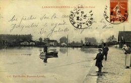 89 LAROCHE-MIGENNES / LE BASSIN DU CANAL / A 108 - Migennes