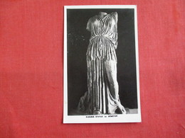 RPPC  Greece  Eleusis Statue De Demeter  Museum Items   Ref 2858 - Greece