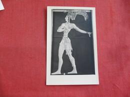 RPPC  Greece  ???  Museum Items   Ref 2858 - Greece