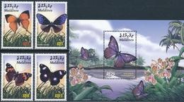 Maldiven  Vlinders - Vlinders