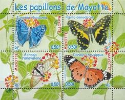 Mayotte  Vlinders - Vlinders