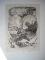 GRAVURE 1873. LES PLAISIRS DE L'ETE. - Song Books