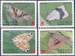 Taiwan  Vlinders - Vlinders