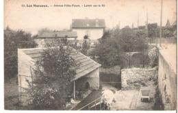 LES MUREAUX     Avenue Felix Faure  Lavoir Sur Le Rû - Les Mureaux