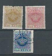SÃO TOMÉ - Timbres Afinsa  Nº 3,4,14 Neuf + Obl. ( 124 ) - St. Thomas & Prince