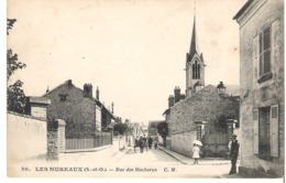 LES MUREAUX     Rue Des Macherus - Les Mureaux