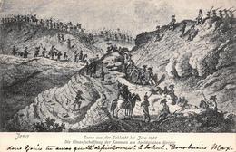 Allemagne - Jena - Scene Aus Der Schlacht Bei Jena 1806 - Die Hinaufschaffung Der Kanonen Am Apoldaischen Steiger - Jena