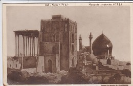 IRAN---RARE--PERSE-ISPHAHAN-aali-kapou--mosquée Impèriale-( D'après Le Dessin De B MOROSOV RUSSIE )-voir  état  2 Scans - Iran