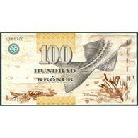 TWN - FAEROE ISLANDS 25 - 100 Kronur 2002 UNC - Féroé (Iles)