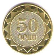 Armenia 50 Dram 2012 Gegharkuniq Region - Armenië
