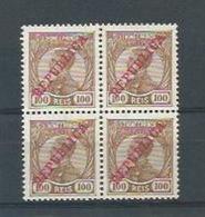 SÃO TOMÉ - Bloc De 4 Timbres Afinsa Nº 118 Neuf ( 128) - St. Thomas & Prince