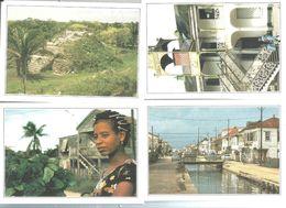 BELIZEN.5-CARTOLINE VARI LUOGHI E VEDUTE-FG-N.4524 - Belize