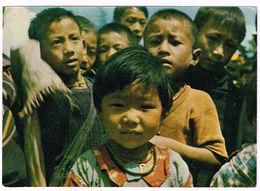 V2081 Bishop's House - Dibrugarh Assam India - Mao Naga Tribe/ Non Viaggiata - Missioni