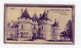 CHOCOLAT SUCHARD - VUES DE FRANCE - 398 - CHAUMONT SUR LOIRE, LE CHATEAU (LOIRE & CHER) - Suchard