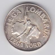 Rox  Italia Lega Lombarda ( Medaglia) - 1946-… : República