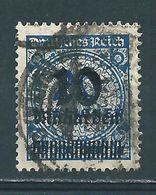 MiNr. 335 Gestempelt + Geprüft - Deutschland