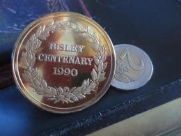 MEDAIL- BISLEY CENTENARY 1990- SIT PERPETUUM - - Royal/Of Nobility