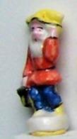 Fève - Les Lutins Du Père Noël - Nain à La Lanterne - 1994 - Fèves