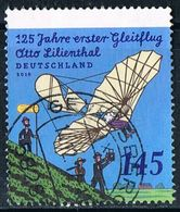 2016 125  Jahre Erster Gleiflug Von Otto Lilienthal - BRD