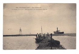 Ile D'Oléron. Le Rocher D'Antioche. Débarquement Des Démolisseurs D'épaves. (2356) - Ile D'Oléron
