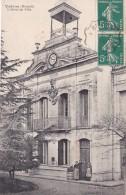 G7 - 34 - Valros - Hérault - L'Hotel De Ville - Autres Communes