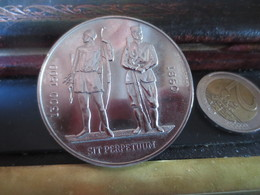 MEDAIL- 1994 - THE NATIONAL RIFLE ASSOCIATION 1860 - SIT PERPETUUM - - Royal/Of Nobility