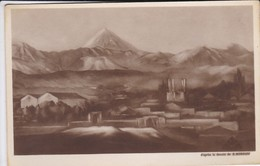 IRAN----PERSE----TEHERAN---( D'après Le Dessin De B MOROSOV RUSSIE )--voir 2 Scans - Iran