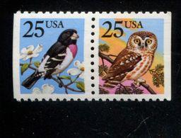529777528 USA 1988 ** MNH  SCOTT  2285d Birds 2284 2285 - United States