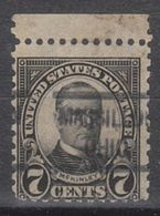 USA Precancel Vorausentwertung Preo, Locals Ohio, Massillon 639-513 - Vereinigte Staaten