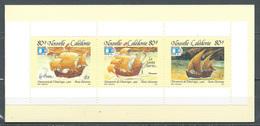 Nouvelle Calédonie Carnet Poste Aérienne YT N°C283 Découverte De L'Amérique Par Christophe Colomb Neuf ** - Booklets