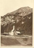 Chapelle De Vonnes (74) - Photo Prise Dans Les Années 1930 - France