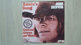 John Denver - Annie's Song - Vinyl-Single Von 1974 - Country & Folk